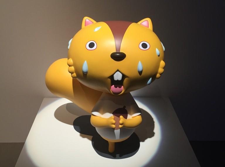 【夏休み!】スタジオ地図の細田守監督作品「バケモノの子」展に覆面夫婦が行ってきました!